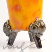 """Puošnus puodelis - """"Apelsinas"""""""